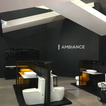 La exclusiva marca para baños Ambiance se renueva en México